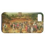 Un boda campesino funda para iPhone SE/5/5s