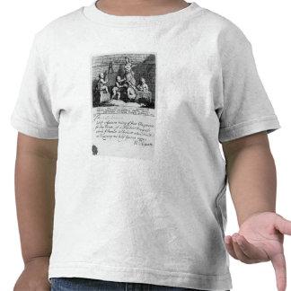 Un boleto de la suscripción para 'un Harlot Camisetas