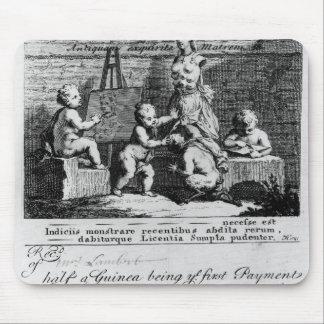 Un boleto de la suscripción para 'un Harlot Tapetes De Ratón