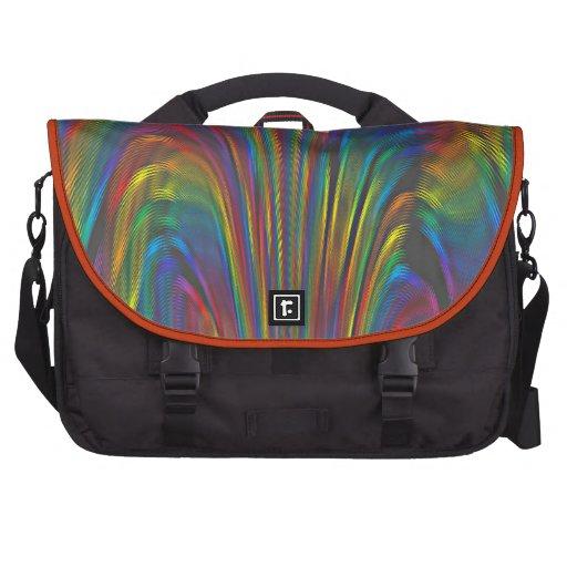 Un bolso colorido del ordenador portátil de la eru bolsas para portatil
