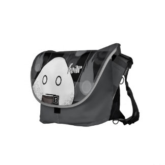 Un bolso de pesadillas bolsa messenger