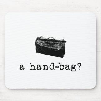¿Un bolso? Alfombrillas De Ratón