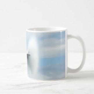 Un boom sónico taza clásica