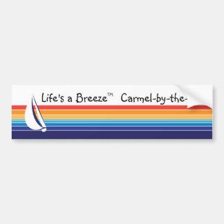 Un Breeze™_Carmel_bythesea de Square_Life del Pegatina Para Auto