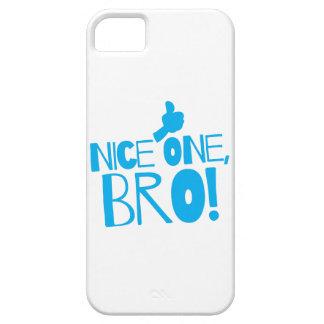¡Un Bro agradable! Kiwi Nueva Zelanda divertido Funda Para iPhone SE/5/5s