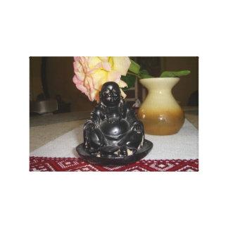 un Buddhism - lona de Wrappet Impresión En Lona