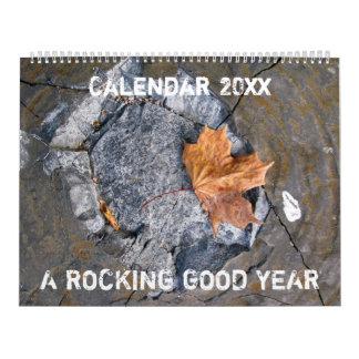 Un buen año oscilante 2016 calendario