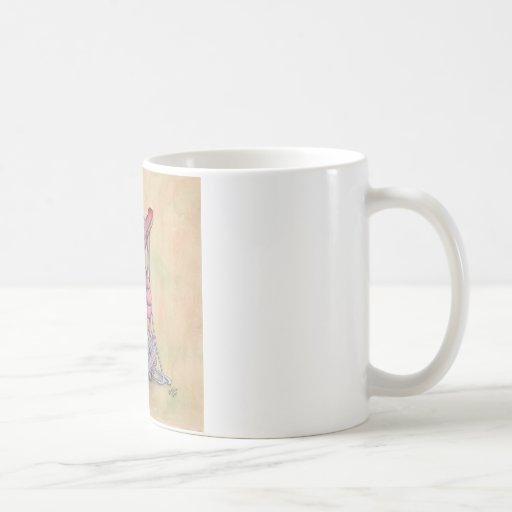 Un buen hilado taza