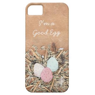 Un buen huevo funda para iPhone SE/5/5s