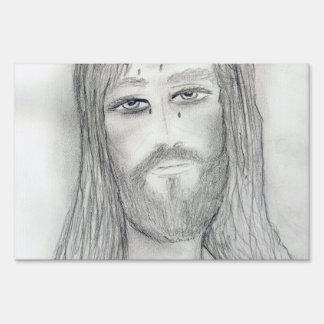 Un buen Jesús Letreros