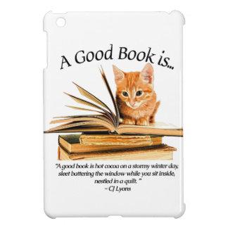 Un buen libro es… caso del iPad