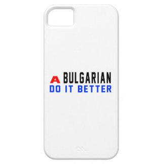 Un búlgaro mejora iPhone 5 protector