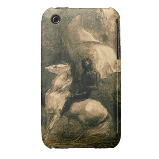 Un caballero, c.1885 Case-Mate iPhone 3 protector