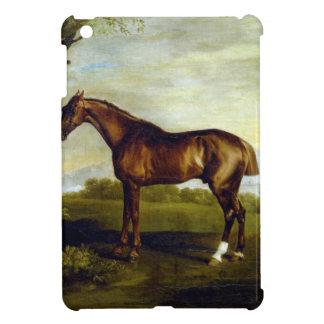 Un caballo de carreras de la castaña de George