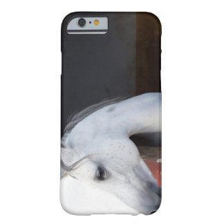 Un caballo (équidos) funda de iPhone 6 barely there