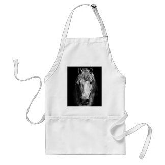 Un caballo llamó a Elvis Delantal