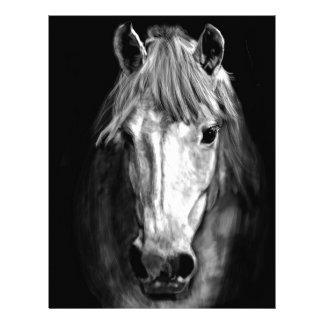 Un caballo llamó a Elvis Plantilla De Membrete