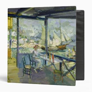 """Un café en Gursuph, 1914 Carpeta 1 1/2"""""""