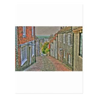 Un callejón en Lewes Postal