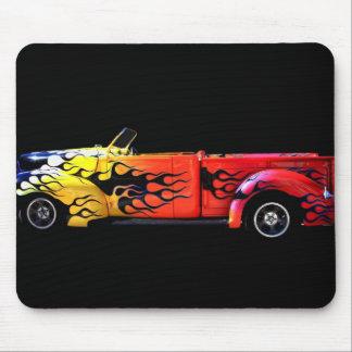 un camión colorido, mousepad