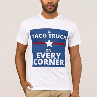 Un camión del Taco en cada esquina Playera