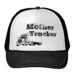 Un camionero real de la madre gorras de camionero