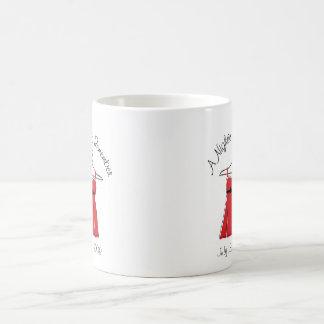 Un camisón a recordar taza de café