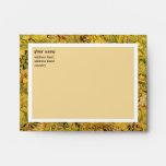 Un campo de las flores de Yellower, Vincent van