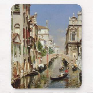 Un canal veneciano alfombrilla de ratones