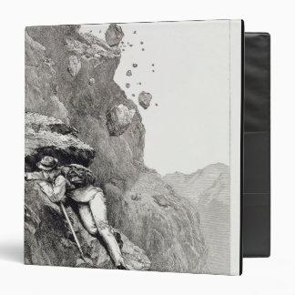 """Un cañoneo en el Cervino, 1862, 'del Asc Carpeta 1 1/2"""""""