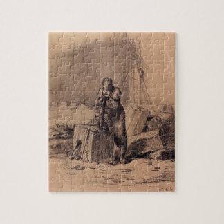 Un cantero por el mijo de Jean-Francois Rompecabeza