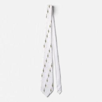 Un caracol del eje corbatas personalizadas