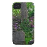 Un caso de IPhone del resto de los jardines Case-Mate iPhone 4 Fundas