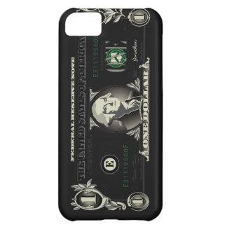 Un caso del iPhone 5 C de Bill de dólar de EE. UU.