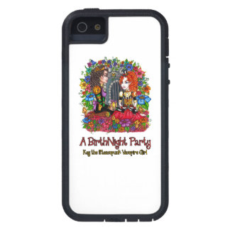 Un caso del iPhone 5 del fiesta de BirthNight Funda Para iPhone SE/5/5s