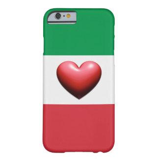 Un caso del iPhone 6 para los amantes de Italia Funda De iPhone 6 Barely There