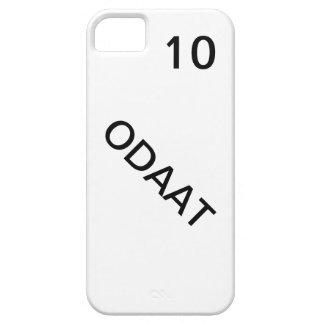 Un caso del iPhone ODAAT 5 del día a la vez iPhone 5 Case-Mate Protector
