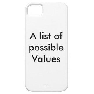 un caso funda para iPhone SE/5/5s