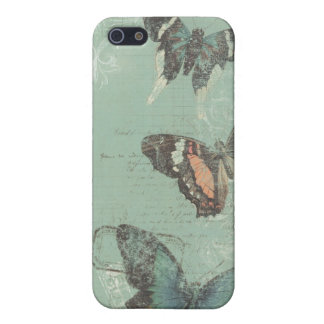 "Un caso mariposa ""grande"" ideal del iphone 5 iPhone 5 carcasa"