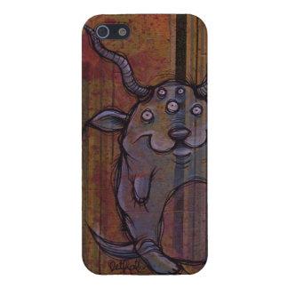 Un caso más manso del iPhone 5 del diseñador de // iPhone 5 Carcasa