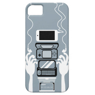 Un caso moderno del iPhone 5 del inventario iPhone 5 Case-Mate Carcasa