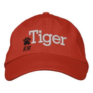 Un casquillo del tigre por SRF Gorra De Beisbol Bordada