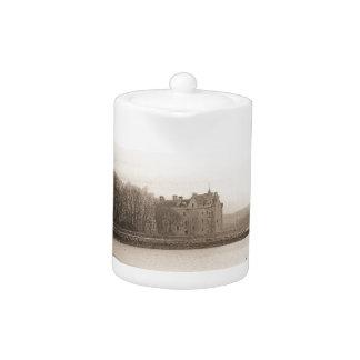 Un castillo escocés pequenito