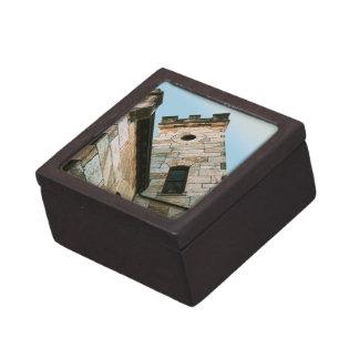 Un castillo guardado caja de regalo de calidad