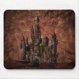 Un castillo viejo tapetes de raton
