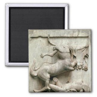 Un Centaur que triunfa sobre un Lapith Imán De Frigorífico