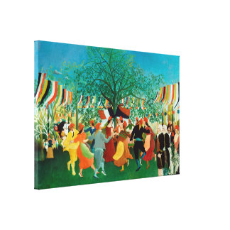 Un Centennial de la independencia el | Henri Impresión En Lona Estirada