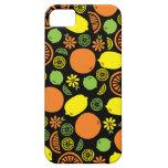 Un chapoteo de la fruta cítrica iPhone 5 Case-Mate coberturas