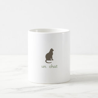 Un Chat Coffee Mug