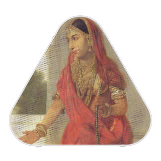 Un chica de baile indio con una cachimba, 1772 (ac altavoz bluetooth